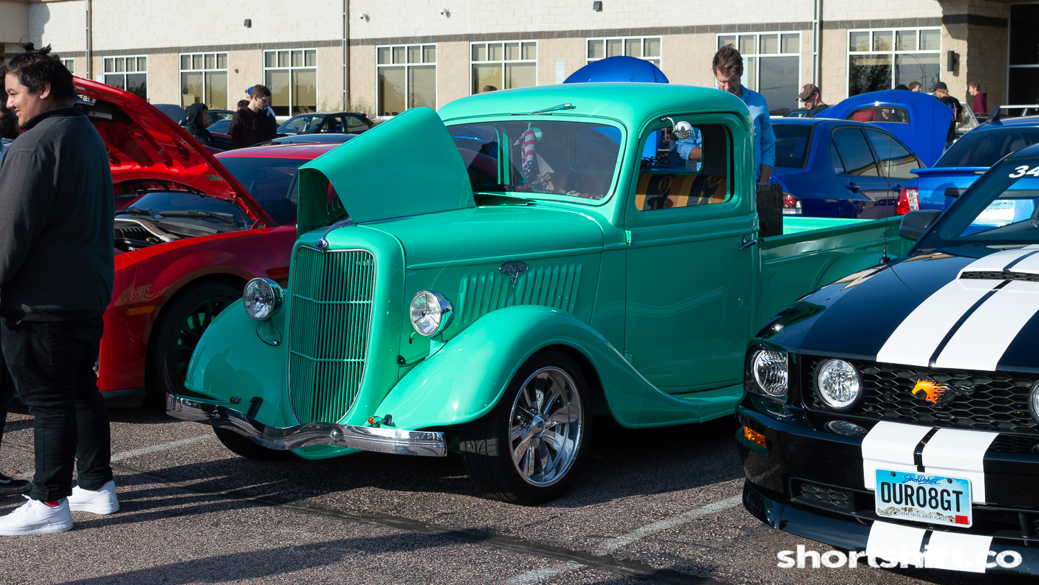 Cars & Coffee of Siouxland - September 2019-3